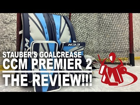 The NEW CCM Premier 2 Review!!! - YouTube