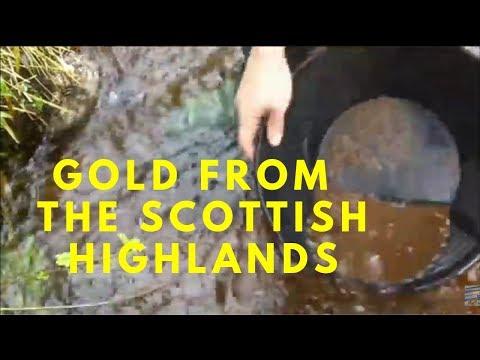 Gold Panning Scotland Big River Gold