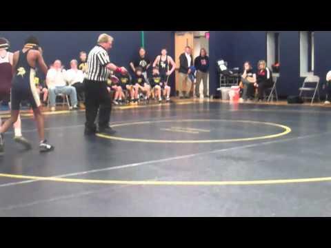 Chris Vs Upper Merion Middle School    1/13/2012