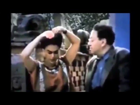 Video Casero de Frida Kahlo y Diego Rivera en la Casa Azul