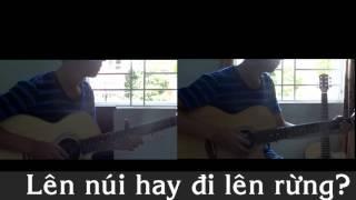 BỐ ƠI! MÌNH ĐI ĐÂU THẾ guitar cover Boy