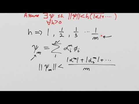 Foundations of Quantum Mechanics: Completeness