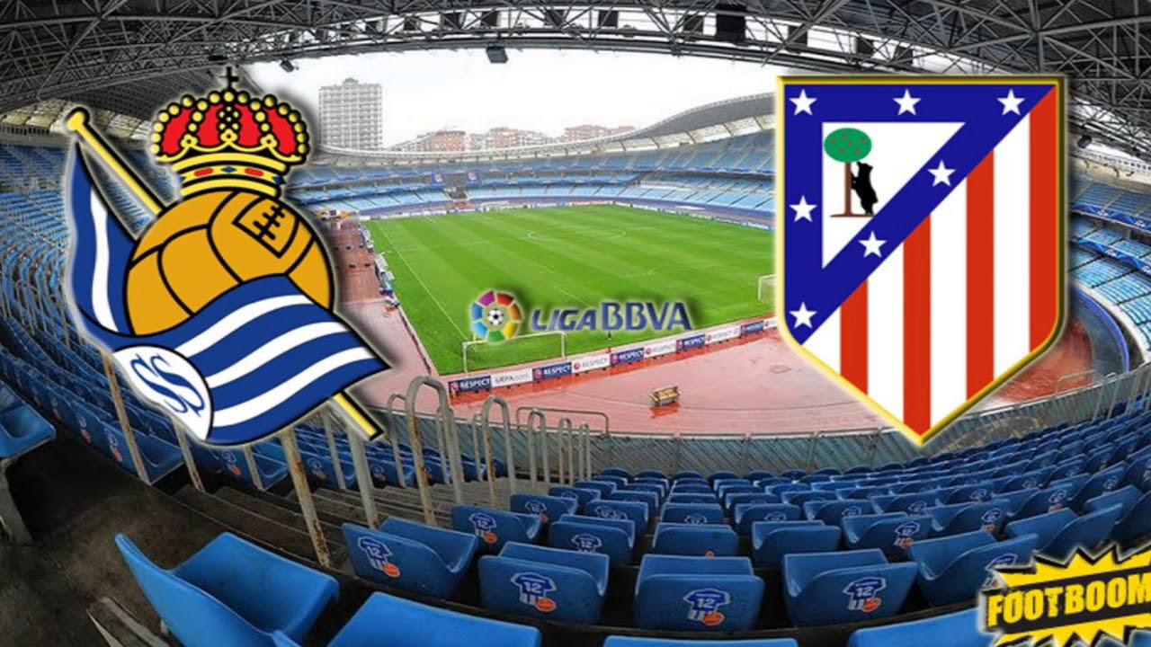 Прогноз на матч Реал Сосьедад - Атлетико Мадрид 05 ноября 2016