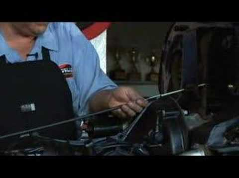 Cambio de Chicote Acelerador VW
