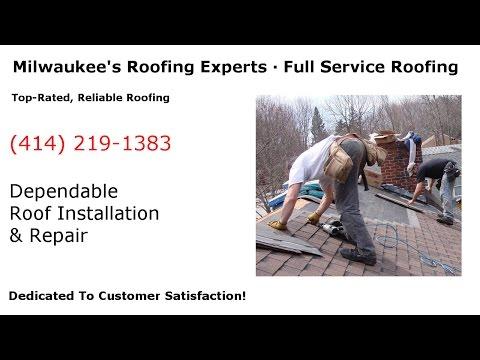 Roofers Milwaukee (414) 219-1383