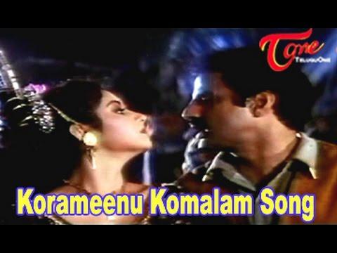 Dharma kshetram movie songs || korameenu komalam || balakrishna.