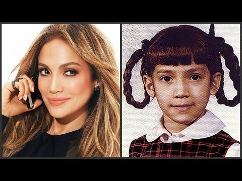 Дженнифер Лопес в детстве и сейчас. Как изменилась Лопес