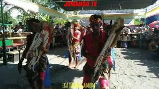 Tarian Jathilan Kreasi Baru Eko Turonggo Mudo