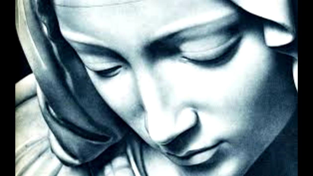 Y DIJO SÍ! - Canción a la anunciación de la virgen María - Héctor Rial -  YouTube