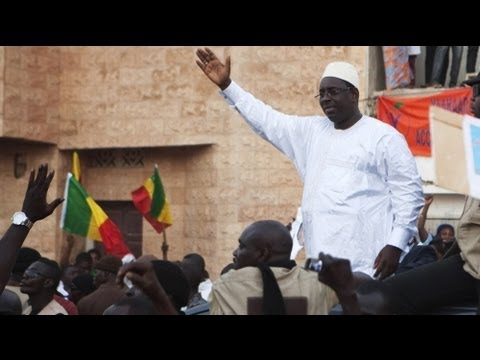 Call for calm on eve of Senegal's election run-off