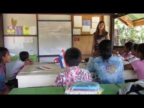 Greenway School Samraong Cambodja