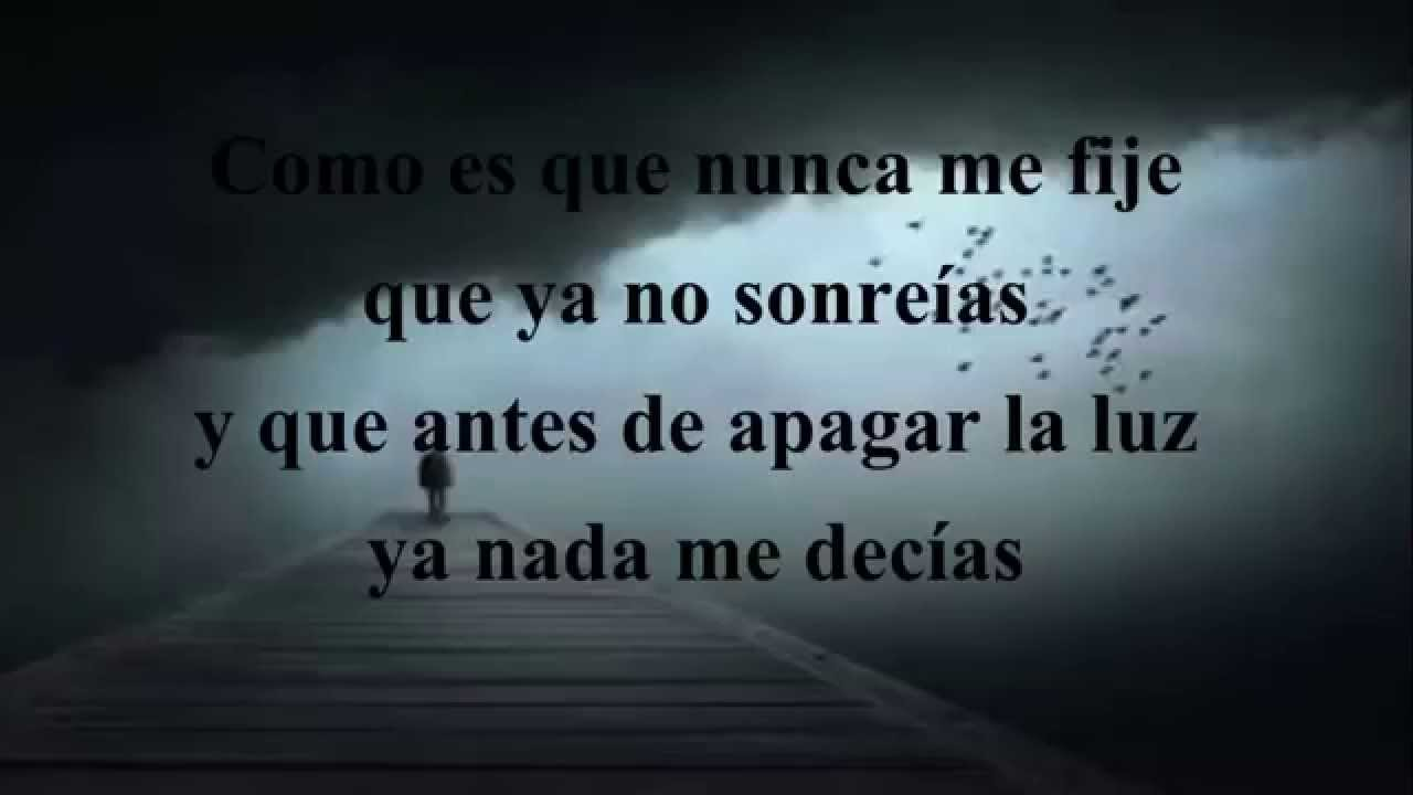 Alejandro Fernandez Me Dedique A Perderte Letra Lyrics Link De Descarga Youtube