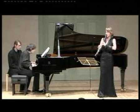 FAZIL SAY-SABİNE MEYER PLAYS BERNSTEİN 2007