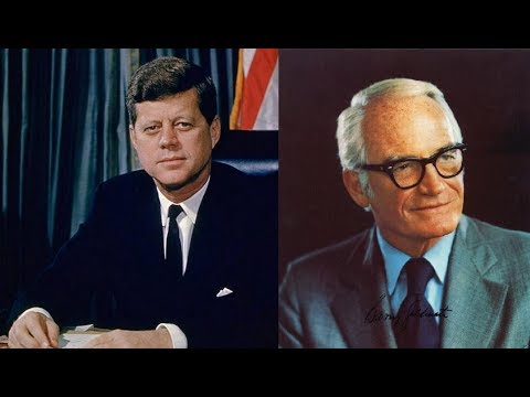 JFK Tapes - 1964 & Barry Goldwater Meeting (Carl Hayden)