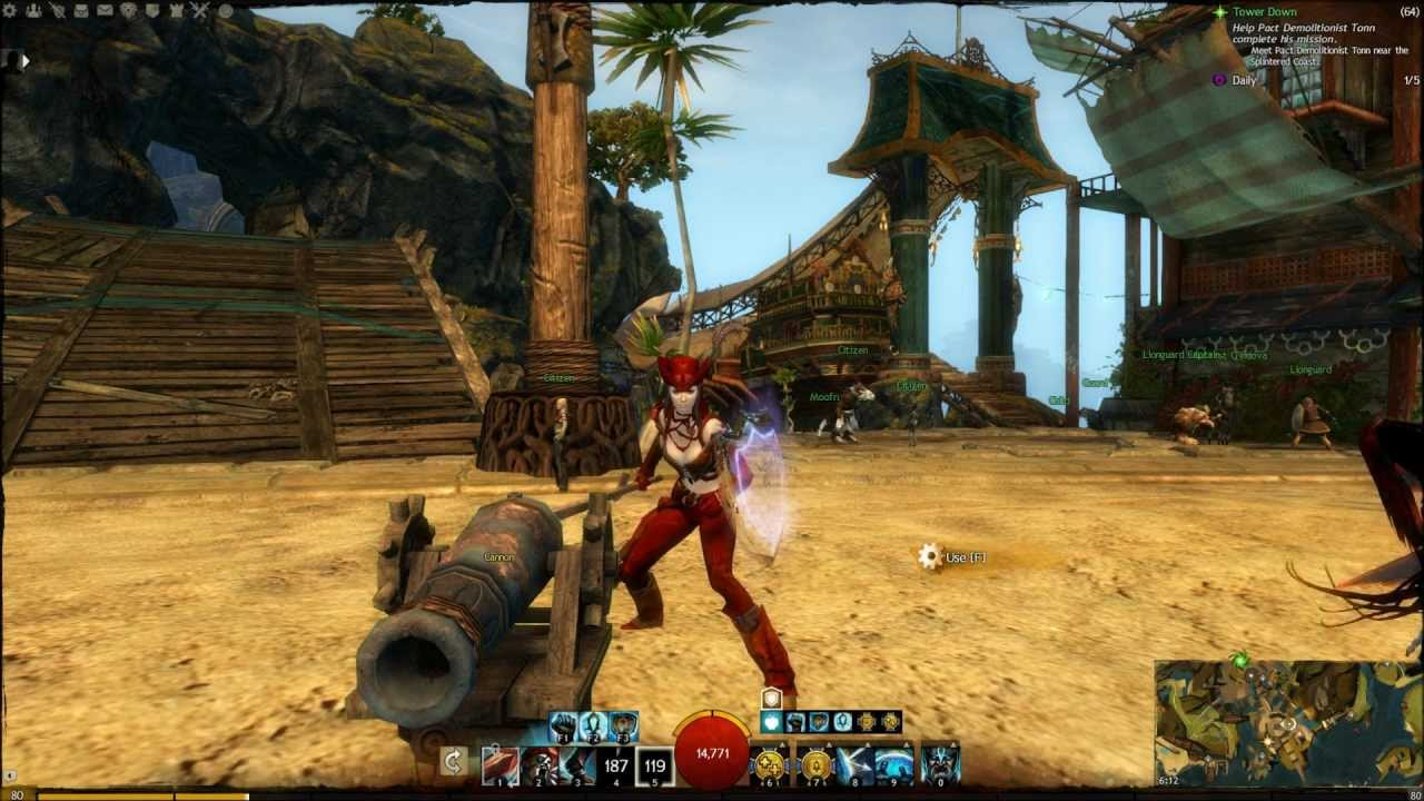 Guild wars pirate captain s outfit head chest hand foot