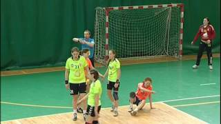 Чемпіонат України. Жіночий гандбол.