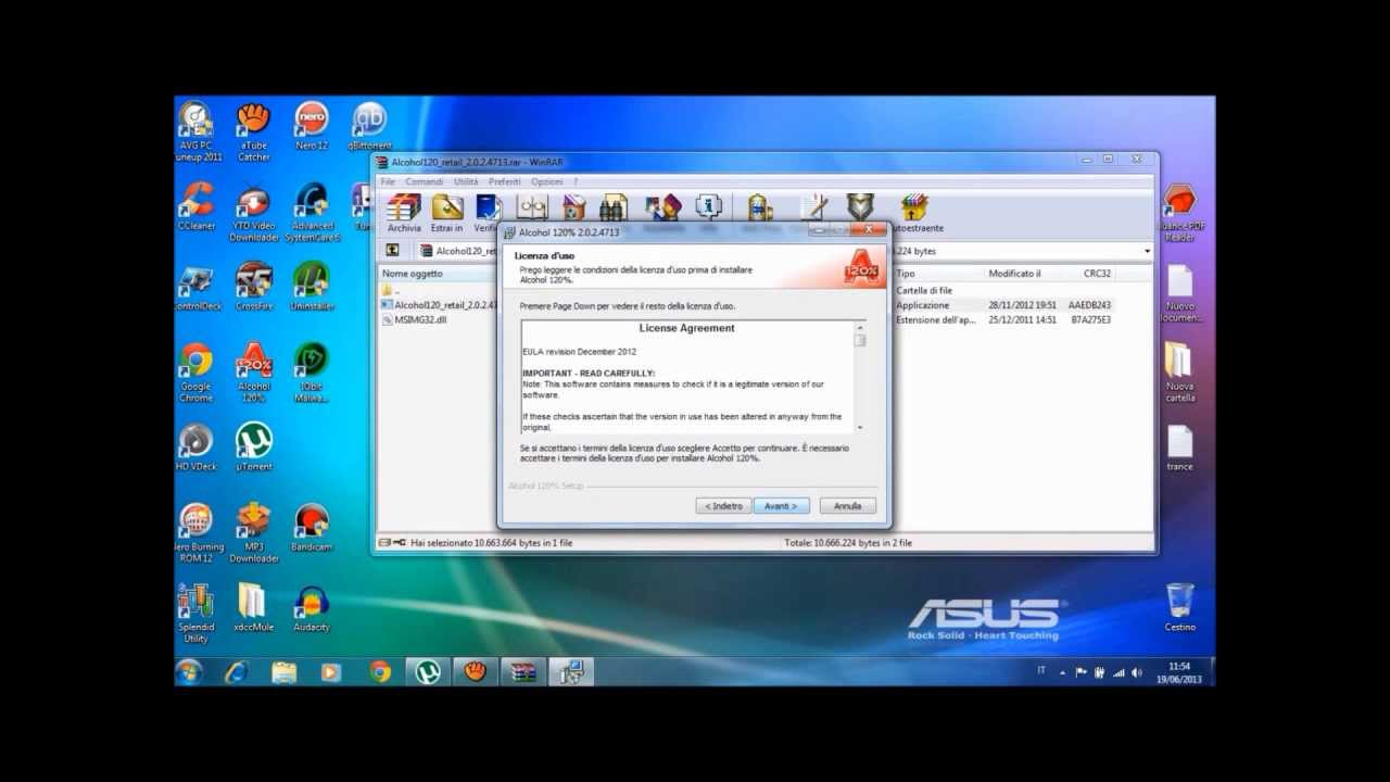 free download alcohol 120 full version for windows xp