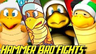 Evolution of Hammer Bro Battles (1993-2017)