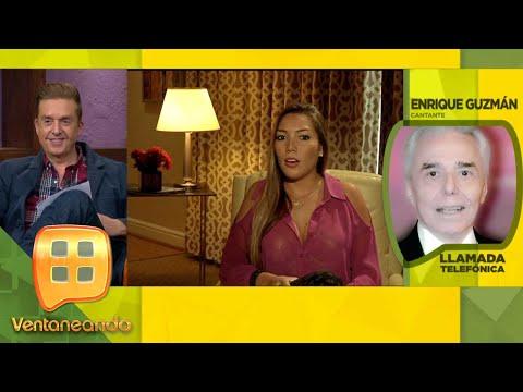 ¡Enrique Guzmán furioso por las declaraciones de Frida Sofía en contra de Alejandra!   Ventaneando