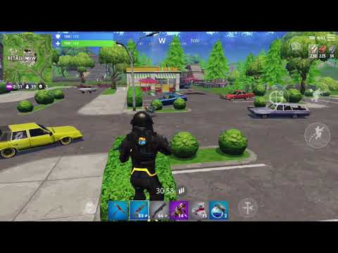 Fortnite Iphone 7 Gameplay