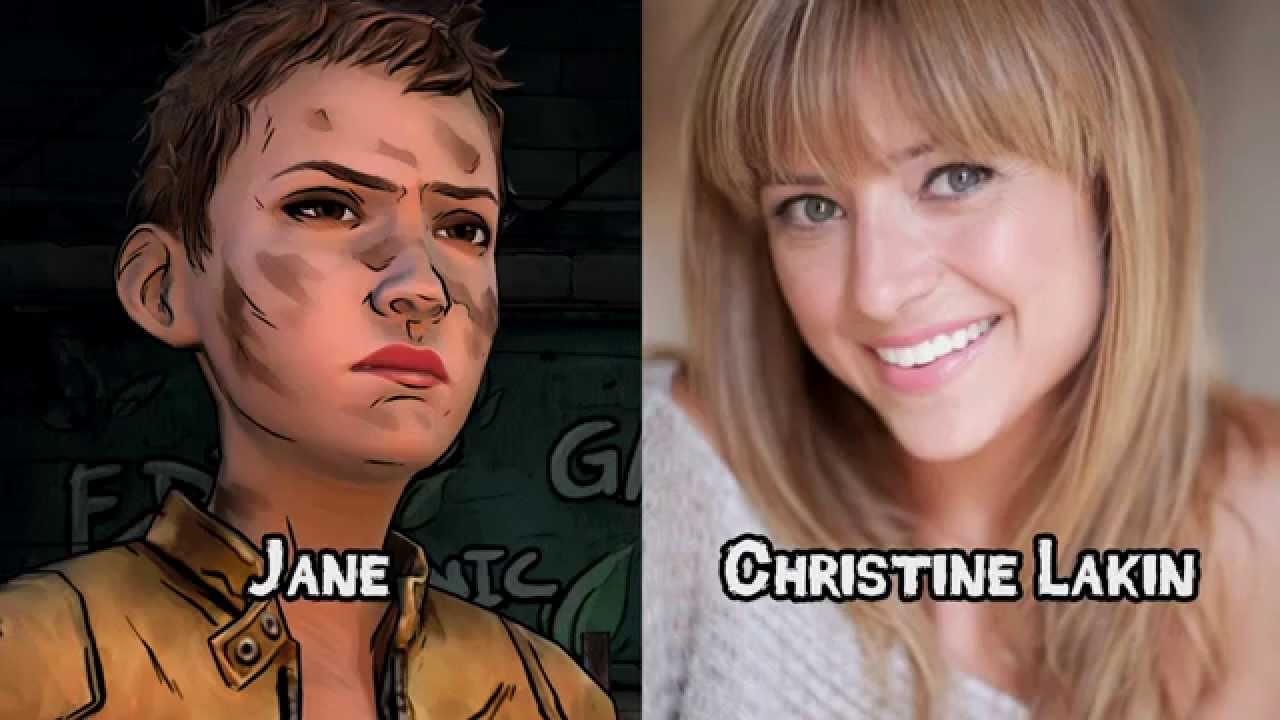 Characters And Voice Actors The Walking Dead Season 2