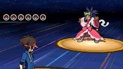 5th Elite Four Battle vs Champion Iris [Pokemon Black 2]