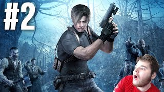 Resident Evil 4 - Part 2 (Blind + Binding of Isaac Afterbirth)