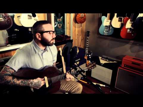 "City And Colour ""Fragile Bird"" At: Guitar Center"