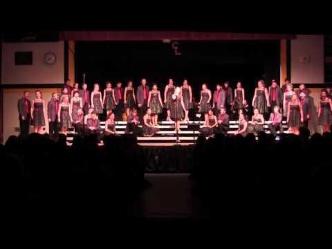 Mt. Pleasant High School Show Choir at Central Lee 2016
