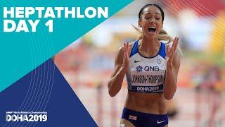 Heptathlon Day 1 | World Athletics Championships Doha 2019