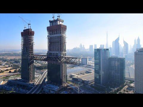Dubai Has Built The World's Longest Cantilever