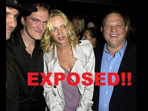 Uma Thurman EXPOSES Harvey Weinstein!!!?