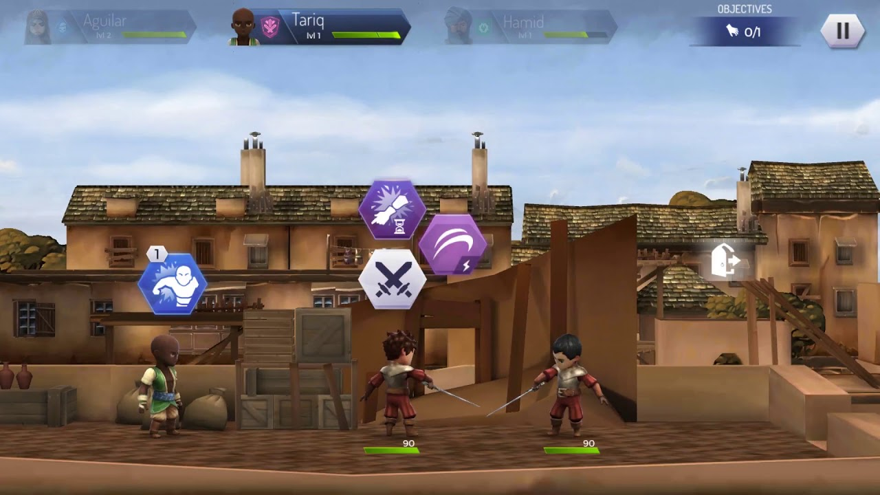 Assassin S Creed Rebellion Gameplay 01 Android Ios Youtube