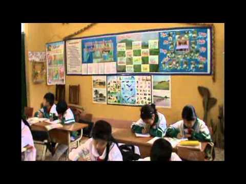 Trường học thân thiện - Trang trí đẹp