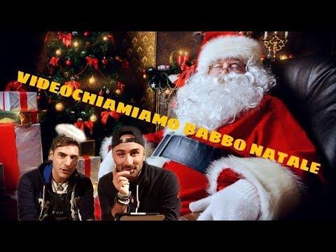 Videochiamata Babbo Natale.Videochiamata A Babbo Natale Speciale Natale 2018 Youtube