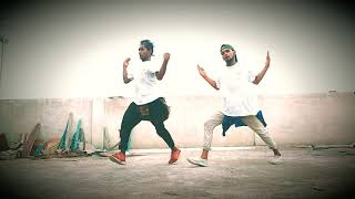 Bohot hard Bohot hard urban dance choreography covered by vivek&shivam