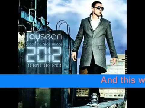 Jay Sean 2012 Karaoke