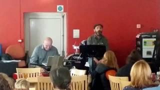 Bryn Fôn - Cofio dy Wyneb - Cyrfe Mawr Tyrfe Tawe 2015 - Tŷ Tawe, Abertawe