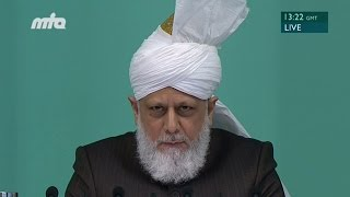 Cuma Hutbesi 08-01-2016 - Islam Ahmadiyya