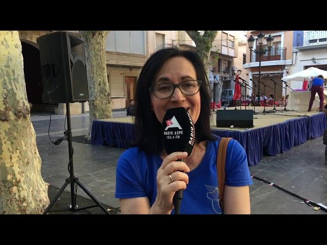 XII Encuentro Bailes Populares #Aspe 2019
