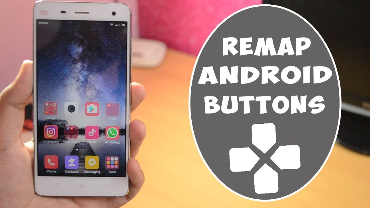Android Button Remapper | (No Root Required)  Ritish Verma 02:13 HD