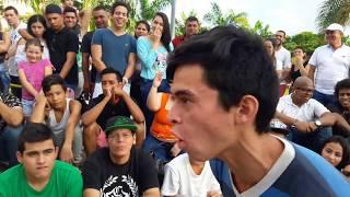 QUIKALA VS DANGER    FREESTYLE BUCARAMANGA    SKILLS MIC™
