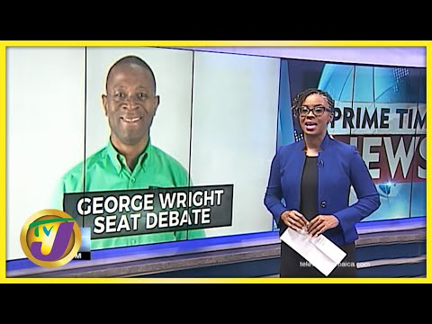 Seating Arrangement for Embattled MP George Wright | TVJ News - June 15 2021