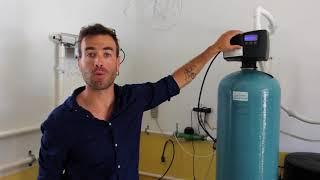 видео Управляющий клапан Fleck 3150 Filter/NT/NBP/TM/HW (фильтрация)