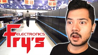 Rumors about Fry's Electronics sent us on a wild journey to find the truth