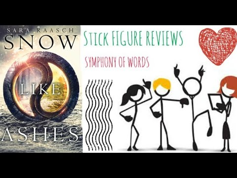 Stick Figure Review: Snow Like Ashes by Sara Raasch