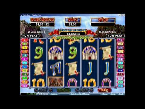 Video Casino winpalace review