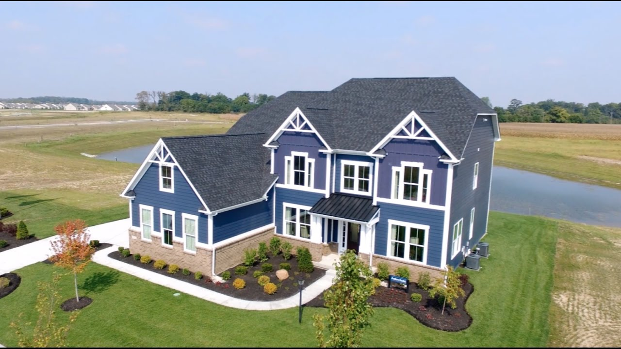 new homes at turnberry in fishers in youtube