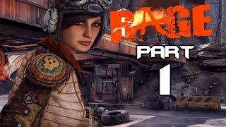 ► RAGE | #1 | Tvrdé probuzení | CZ Lets Play / Gameplay [1080p] [PC]