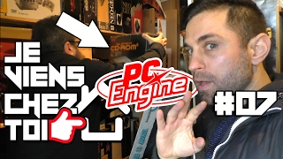 Je Viens Chez Toi #07 - PC Engine Man - collection